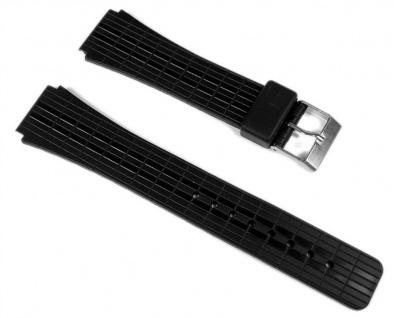 Minott Uhrenarmband Kunststoff Band 18mm 16379S