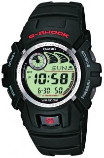 Casio G-Shock Armbanduhr Herren Digital Datenbank mit PIN G-2900F-1VER