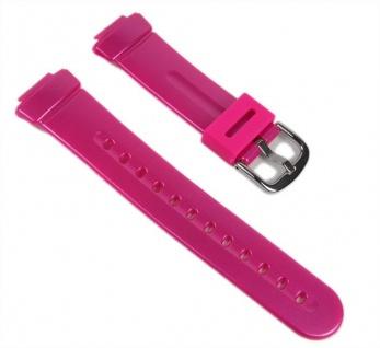 Casio Uhrenarmband Resin Band Pink BG-1006SA-4AV BG-1006SA