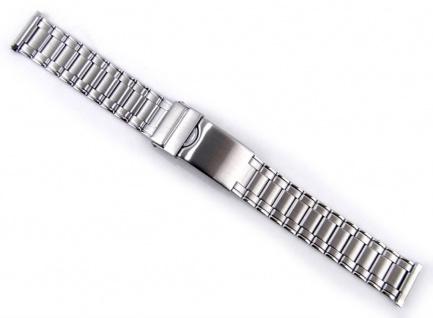 Minott Uhrenarmband Edelstahl Band 18mm 21143