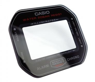 Casio Uhrglas Mineral rund mit Aufdruck G-Shock DW-5600HR