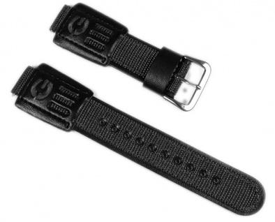 Casio Uhrenarmband 16mm Kunstleder/Textil Band DW-003B DW-9051