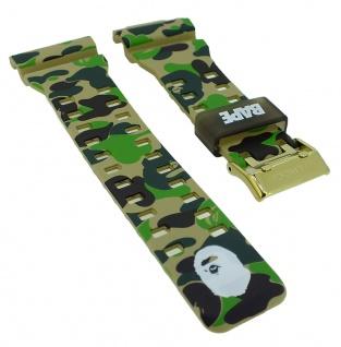 Casio G-Shock Ersatzband Resin Camouflage GA-110APE-5A GA-110APE GA-110