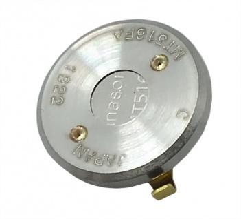Panasonic Knopfzelle Akku / Batterie MT516 Lithium Ionen (LiIon) mit Fähnchen