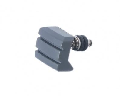 Casio Ersatzteil Ersatzknopf 4H/10H grau für G-Shock G-7600 GW-002E