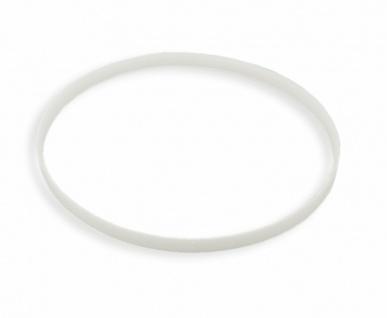 Casio O-Ring Weiß Glasdichtung für EF-126D
