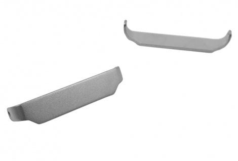 Casio Ersatzteile Zwischenelement für Kunststoffband 2xEnd-Link Silberfarben für G-056 10245507