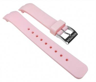 Nautica Ladies Uhrenarmband PU Band Rosa 21mm A17538L für NSR 01 / 38mm