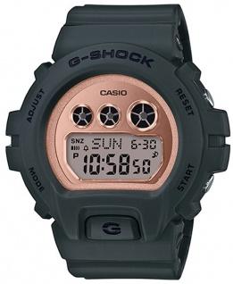 Casio G-Shock Digitale Damenuhr mit Weltzeit Funktion GMD-S6900MC-3ER
