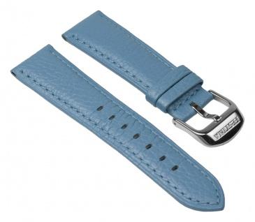 Festina Uhrenarmband Materialmix Leder Band mit 21mm F16590