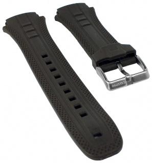 Calypso Watches Uhrenarmband Kunststoff Band braun mit Struktur für Modell K5634/5