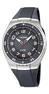 Calypso sportliche Armbanduhr Analoguhr Zeigeruhr 10ATM K6063/1