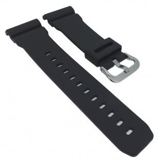 CasioG-Shock Ersatzband Resin schwarz GM-5600B-1ER GM-5600 GM-5600B