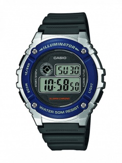 Casio Digitale Armbanduhr Collection W-216H-2AVEF