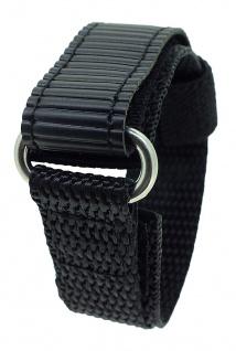 s.Oliver Ersatzband 15mm Klettband schwarz Nylon SO-1388 SO-1662 SO-2181 SO-1438