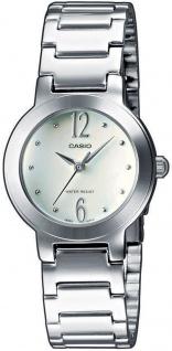 Casio Collection Damenuhr Analoguhr LTP-1282PD-7AEF