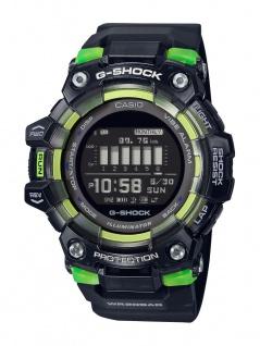 Casio G-Shock GBD-100SM-1ER Armbanduhr schwarz Training Planner Bluetooth