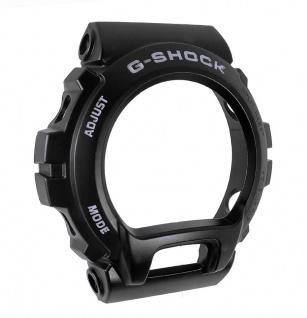 Casio G- Shock Kunststoff schwarz Lünette Bezel GB-6900AA-1 GB-6900 GB-6900AA