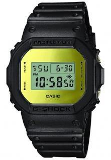 Casio G-Shock Digital Herrenuhr Resin IllumiOutdoorr schwarz DW-5600BBMB-1ER