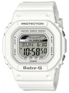 Casio Baby-G Armbanduhr mit Ebbe-Flut-Indikator Damen digital BLX-560-7ER