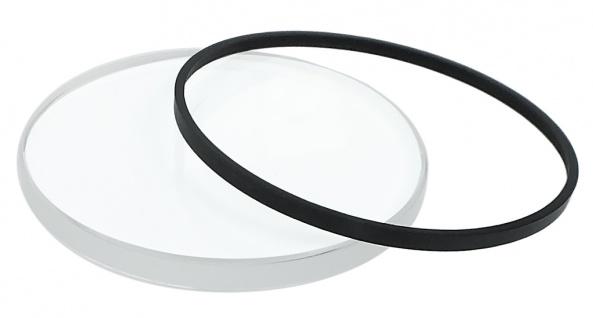 Citizen Ersatzglas Mineral rund mit Dichtung flach JP2000-08E