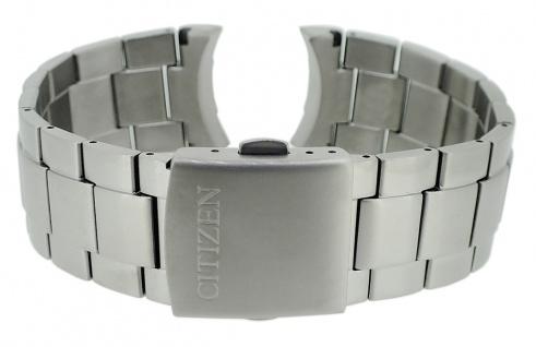 Citizen Eco Drive Ersatzband Titan Faltschließe BM7080-54A BM7080 BM7080-54E
