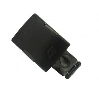 Casio Edifice Faltschließe 20mm Edeltstahl schwarz EQB-500DC EQB-510DC
