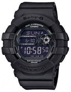 Casio Baby-G Armbanduhr mit Dual Illuminator Damen digital BGD-140-1AER