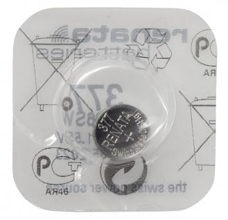 Renata 377 Silberoxyd Knopfzelle SR626SW Batterie Swiss Made 1, 55 V