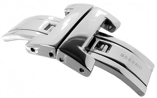 Festina Sport Multifunktion Ersatzteile 6mm Edelstahl Butterflyschließe F16234