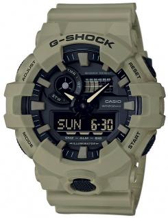 Casio G-Shock Digitale Herrenuhr Hand Moving Funktion GA-700UC-5AER