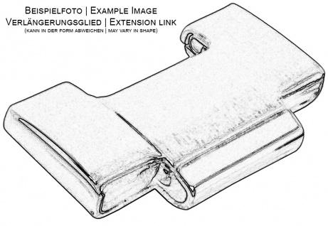 Casio Ersatzglied Bandglied für Armband aus Edelstahl | für Edifice EFA-135D