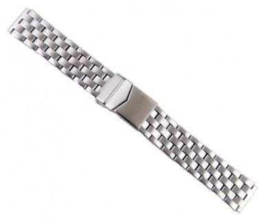 Minott Uhrenarmband Edelstahl Band 18mm 21146
