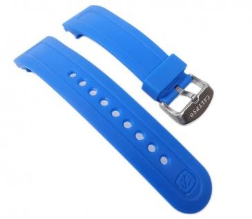 Calypso Uhrenarmband Kunststoff Band Blau für K5331/4 K5331