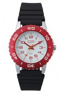 Adora Young Line Armbanduhr Analoguhr Sportuhr für Kinder aus Aluminium mit Kunststoffband 33136