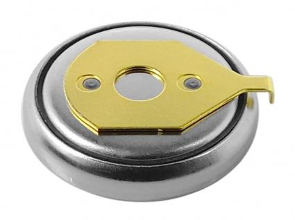 Panasonic Knopfzelle Akku Batterie CTL920F Lithium Ionen (LiIon) mit Fähnchen - Vorschau 2