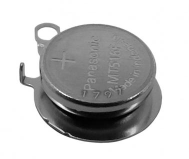 Panasonic Knopfzelle mit Fähnchen Akku / Kondensator Seiko 3027-29Y V182 VS82