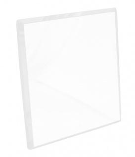 Bruno Banani Mineral Ersatzglas eckig flach XS3101301 > XS3 geschliffener Rand