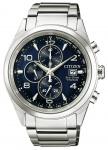 Citizen Eco-Drive Herrenuhr Quarzuhr Uhrenarmband - Titan-, Gehäuse & Armband CA0650-82L