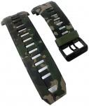 Timex Ersatzband Uhrenarmband Kunststoff PU-Band Camouflage TW4B02900 TW4B02500 TW4B02600 TW4B03900