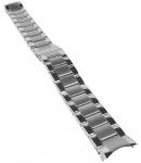Timex | Ersatzband Uhrenarmband Edelstahl matt/glänzend silberfarben für TW2P66800 TW2P66900 TW2P70000