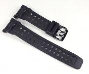 Casio G-Shock Ersatzband Uhrenarmband Resin Band schwarz für G-9000