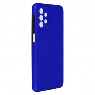 Schutzhülle für Samsung Galaxy A32 5G, Vorder- + Rückseite ? Blau
