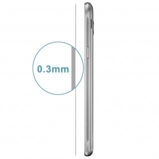 Bruchsichere Displayschutzfolie aus Hartglas für Samsung Galaxy J3 - Vorschau 3