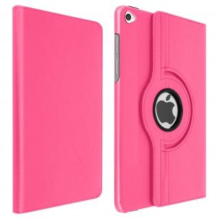 360° Klapphülle mit Standfunktion für Apple iPad Pro 9.7 / iPad Air 2 ? Rosa