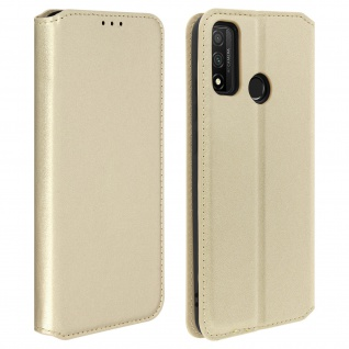 Kunstleder Cover Classic Edition Huawei P Smart 2020 - Gold