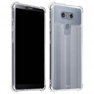 Universal Silikon Hülle Größe XXL, für 5.91'' bis 6.3''Smartphones - Transparent