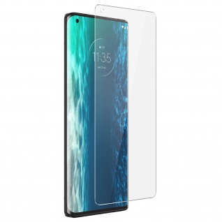 9H Härtegrad Glas-Displayschutzfolie Motorola Edge / Edge Plus â€? Transparent