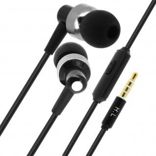 In-Ear Kopfhörer Multifunktionstaste Freisprecheinrichtung â€? Schwarz