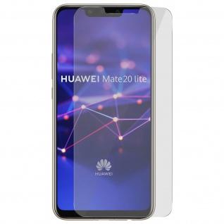 Flexible Displayschutzfolie Huawei Mate 20 lite by Beeyo - Transparent